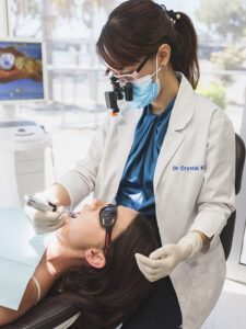 Lakeside Dental Studio Patient and Dentist